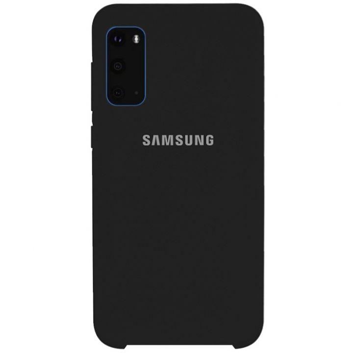 Чехол накладка под оригинал Soft Matte для Samsung Galaxy S20