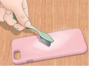 Как ухаживать за чехлом для мобильного телефона?