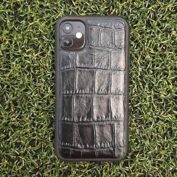 чехол накладку из крокодильей кожи от Jitnik для Samsung A70 (A705)
