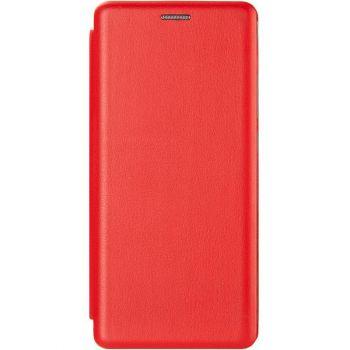 Чехол книжка Ranger от G-Case для Xiaomi Redmi Note 9S красный