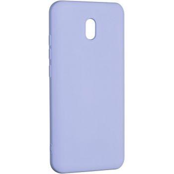 Оригинальный чехол полного обхвата Full Soft для Xiaomi Redmi 8a Violet
