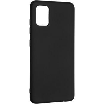 Оригинальный чехол полного обхвата Full Soft для Samsung A515 (A51) Black