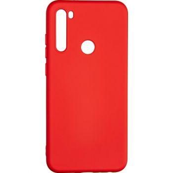 Оригинальный чехол полного обхвата Full Soft для Xiaomi Redmi Note 8t Red