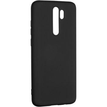 Оригинальный чехол полного обхвата Full Soft для Xiaomi Redmi Note 8 Pro Black