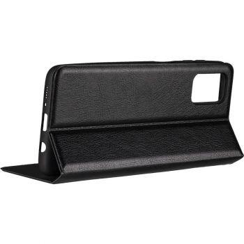 Кожаная книжка Cover Leather от Gelius для iPhone 12 Mini черный