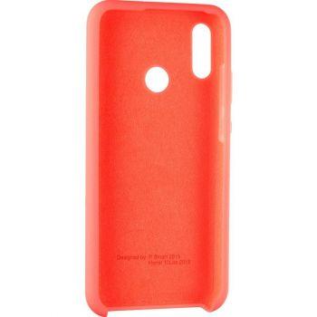 Оригинальный розовый чехол Soft Case для Huawei P Smart (2019)