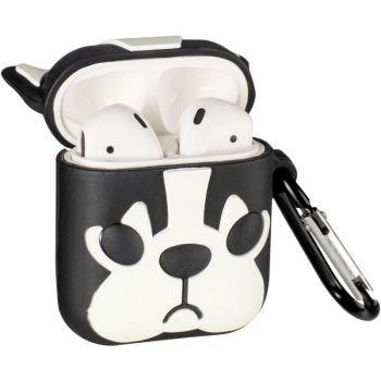 Защитный чехол Face Dog от Floveme для AirPods