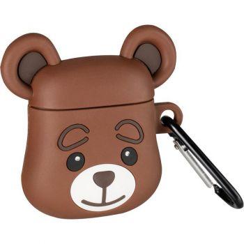 Защитный чехол Face Bear от Floveme для AirPods