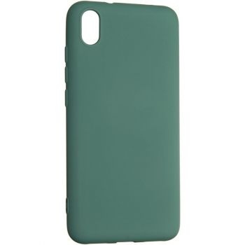 Оригинальный чехол полного обхвата Full Soft для Samsung A515 (A51) Dark Green