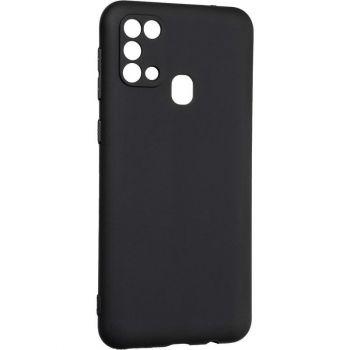 Оригинальный чехол полного обхвата Full Soft для Samsung M315 (M31) Black