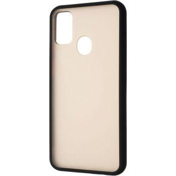 Защитный матовый чехол Yoho для Samsung M307 (M30s) черный
