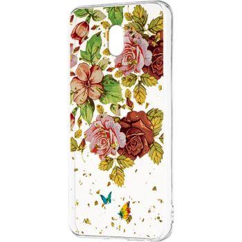Чехол принт Розы из серии Flowers от Floveme для Xiaomi Redmi 8a