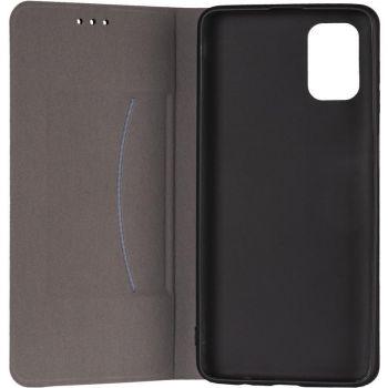 Кожаная книжка Cover Leather от Gelius для Xiaomi Redmi 9c зеленый
