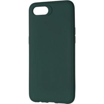 Оригинальный чехол полного обхвата Full Soft для Realme C2 Dark Green
