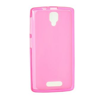 Розовый оригинальный чехол от Floveme для Meizu M5s