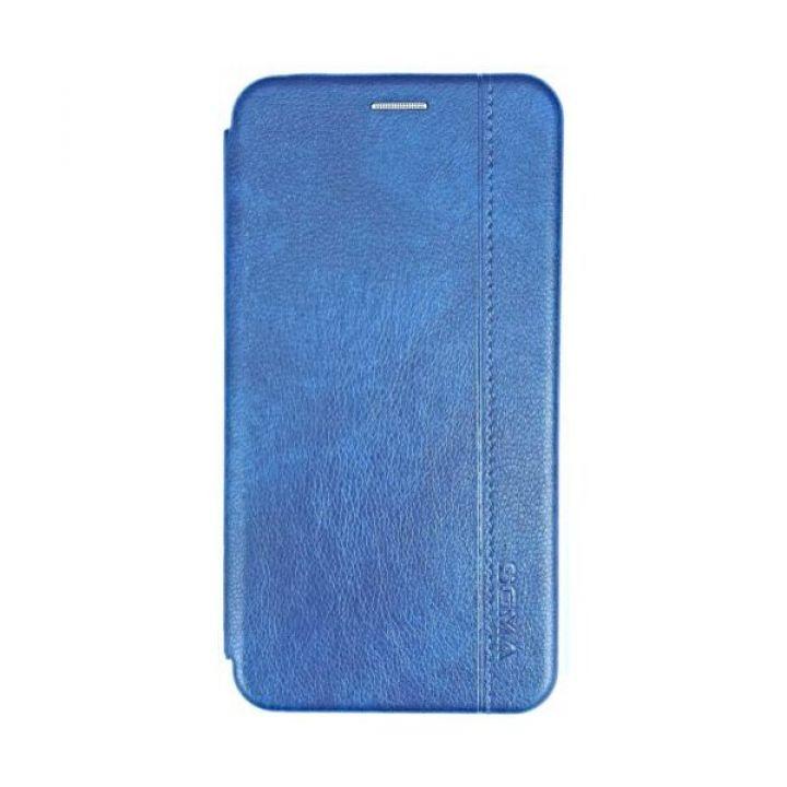Чехол книжка SGMA для Samsung A20 синий
