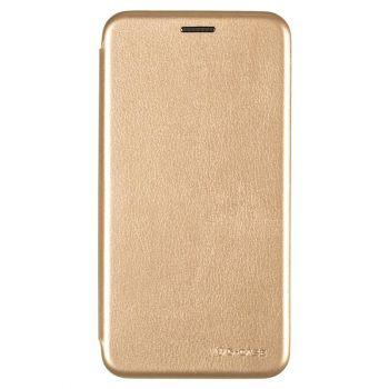 Чехол книжка Ranger от G-Case для Xiaomi Redmi Note 8 Pro Gold