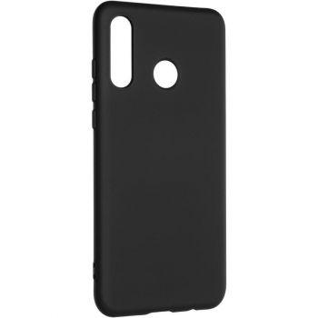 Оригинальный чехол полного обхвата Full Soft для Huawei P30 Lite Black