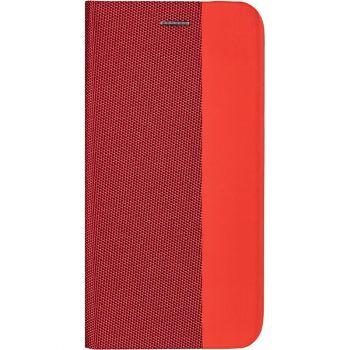Тканевая книжка Canvas от Gelius для Xiaomi Mi Play красный