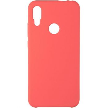 Чехол Original 99% Soft Matte красный от Flovemу для Huawei P40 Lite E