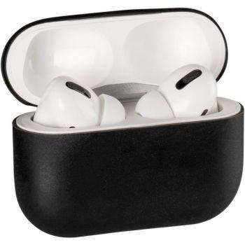 Черный силиконовый чехол от Floveme для AirPods Pro