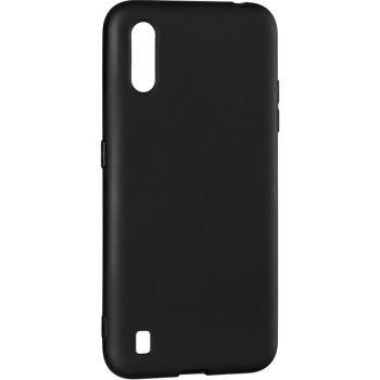 Черный оригинальный чехол от Floveme для Samsung M315 (M31)