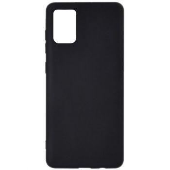 Черный оригинальный чехол от Floveme для Samsung A715 (A71)