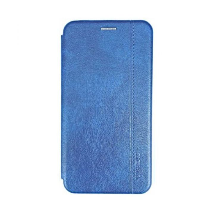 Чехол книжка SGMA для Samsung A30s синий