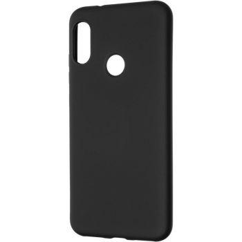 Оригинальный чехол полного обхвата Full Soft для Huawei P40 Lite E Black