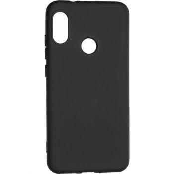 Оригинальный чехол полного обхвата Full Soft для Xiaomi Redmi Note 9 Pro Max Black
