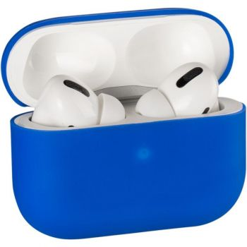 Темно-синий силиконовый чехол от Floveme для AirPods Pro