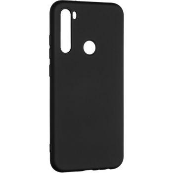 Оригинальный чехол полного обхвата Full Soft для Xiaomi Redmi Note 8 Black
