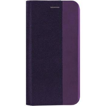 Тканевая книжка Canvas от Gelius для Xiaomi Mi CC9e фиолетовый