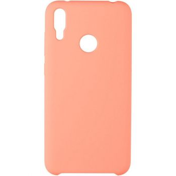 Чехол Original 99% Soft Matte от Floveme для Huawei Y7 (2019) розовый