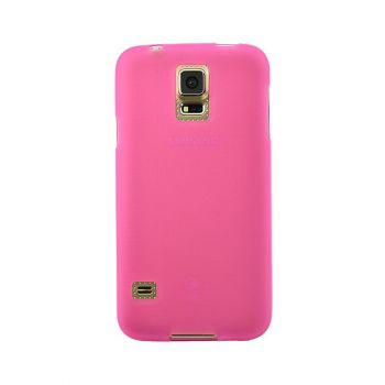 Розовый оригинальный чехол от Floveme для Samsung A705 (A70)