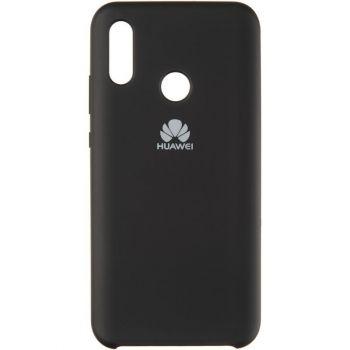Оригинальный черный чехол Soft Case для Huawei P Smart (2019)