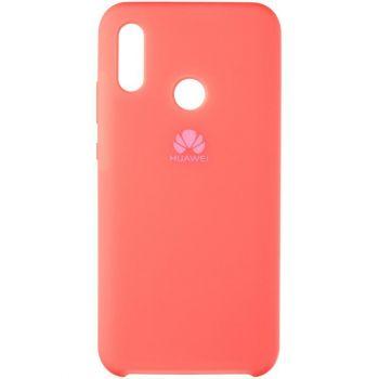 Оригинальный оранжевый чехол Soft Case для Huawei Y9 (2019)