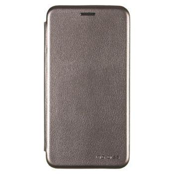 Чехол книжка Ranger от G-Case для Xiaomi Redmi Note 8 серый