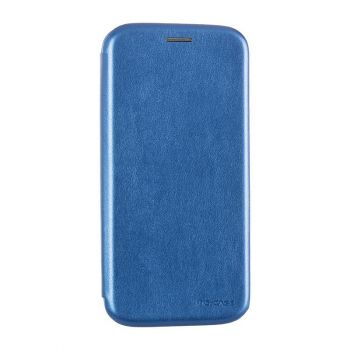 Чехол книжка Ranger от G-Case для Xiaomi Redmi Note 9 синий