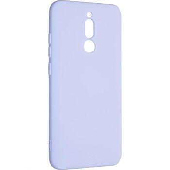 Оригинальный чехол полного обхвата Full Soft для Xiaomi Redmi 8 Violet