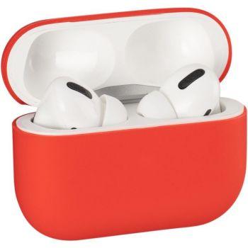 Красный силиконовый чехол от Floveme для AirPods Pro
