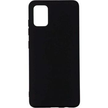 Чехол Original 99% Soft Matte от Floveme для Samsung A515 (A51) черный