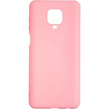 Розовый оригинальный чехол от Floveme для Xiaomi Redmi Note 9s