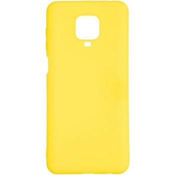 Желтый оригинальный чехол от Floveme для Xiaomi Redmi 9