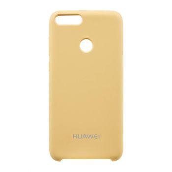 Оригинальный золотой чехол Soft Case для Huawei P Smart Plus/Nova 3i