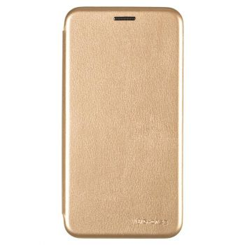 Чехол книжка Ranger от G-Case для Samsung A715 (A71) Gold