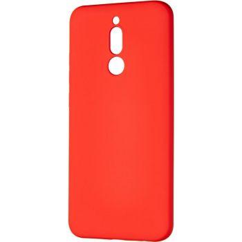 Оригинальный чехол полного обхвата Full Soft для Xiaomi Redmi 8 Red