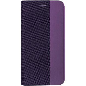 Тканевая книжка Canvas от Gelius для Xiaomi Mi Play фиолетовый