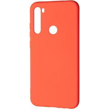 Оригинальный чехол полного обхвата Full Soft для Xiaomi Redmi Note 8 Red
