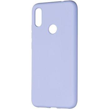 Оригинальный чехол полного обхвата Full Soft для Xiaomi Redmi Note 7 Violet